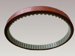Belt gear 628 (T10/610) for FUA