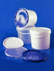 Bucket plastic (polypropylene) 11,2l