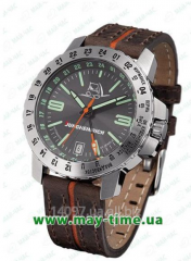 Watch with the Expedition 2006 log