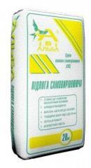 P_dloga of a samovir_vnyuyuch it is cement (20 kg)
