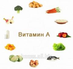 Ретинол Пальмитат,  витамин А