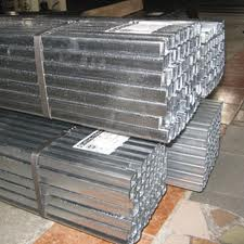 Aluminum shapes for construction, production of a