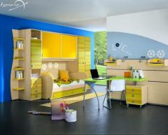 The furniture is children's. Producers of