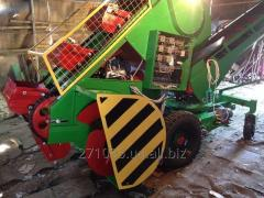 Spare parts to KShP-6 loader
