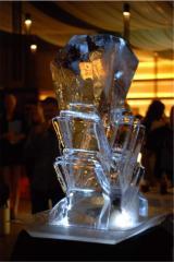 Лед пищевой  кусковой Ice drive