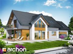 Проекты загородных домов - Дом под финиковой пальмой 2 (Г2)