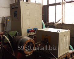 Induction VCh-120AB (TVCh) heater