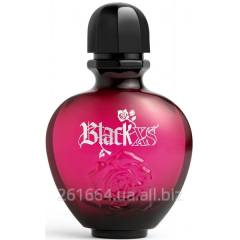 Tester Paco Rabanne Black XS Pour Femme edt 80ml