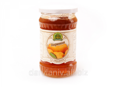 Варенье из абрикосов стерилизованное