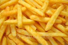 Lines for production of French fries