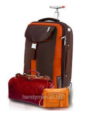 Repair of suitcases, bags, portfolios of any
