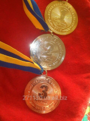 MEDALS PRIZE SPORTS