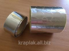 Alyum_n і є Viy adhesive tape, labels z to metal
