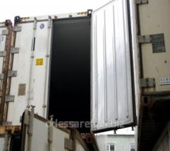 Dry-cargo sea container
