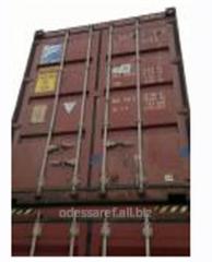 Sea dry-cargo container