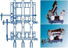 The drive for BONDS PCh-50 disconnectors M