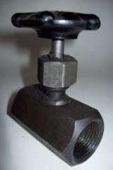 Вентиль запорный проходной 15с54бк