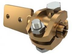 Clip hardware shtyrevy AShM-12-1