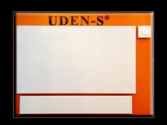 Infrared electric heaters of UDEN-S®