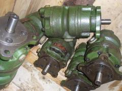 Pumps 12BG12-23AM, spare parts to TPA for