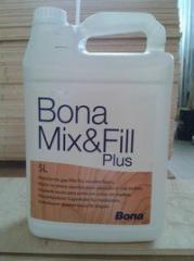 Шпаклёвка для паркета Bona Mix & Fill Рlus
