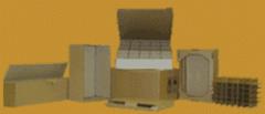 Изделия формованные картонные жидачев
