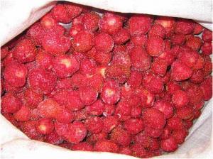 Strawberry fresh-frozen