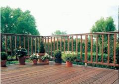 Floorings terrace iDECK