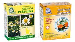 Cardboard packaging for medicinal herbs