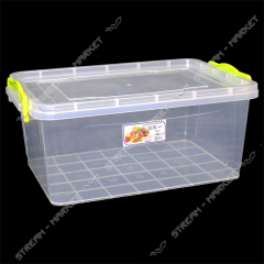 Container of food transparent 9, 5 l (handle