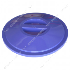 Bucket cover color, polyethylene for l foodstuff