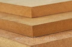 Плиты МДФ древесноволокнистые