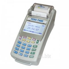 The Mini-T 400ME cash register with KLEF