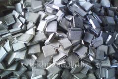 Nickel the cathode H1