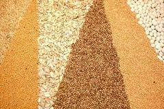 Культуры зерновые натуральные