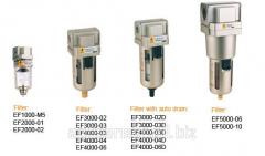 Filter pneumatic EF5000-10