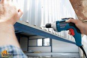 Cordless screwdriver drill of flex ali 10,8 g