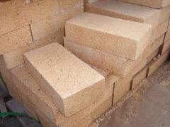 Brick shamotny Lviv