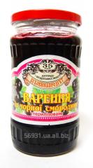 Варенье из черной смородины (0,37л./0,4кг. ТО)
