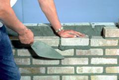 Mixes construction masonry heat-resistant dry Lviv