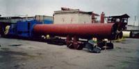Installation of horizontal drilling UB-1420
