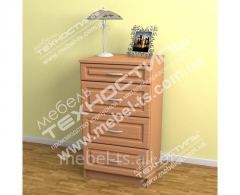 Dressers for a nursery and a bedroom of KD-1