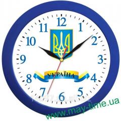 Wall clock of 11140118 2 Troyka
