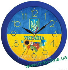 Wall clock of 11140118 6 Troyka