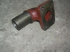 Adapter of the MTZ 50-1008021-B2 muffler