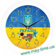 Wall clock of 51510511 6 Troyka