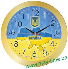 Wall clock of 51550511 1 Troyka