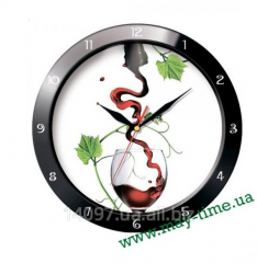 Wall clock of 11100160 Troyka