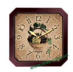 Wall clock 31331311 TROYKA