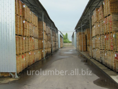 Timber is oak cut. European oak